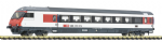 890185 Scale: 1:160, N Gauge *SBB EW IV ICN 2nd Class Control Coach VI (DCC-Fitted)